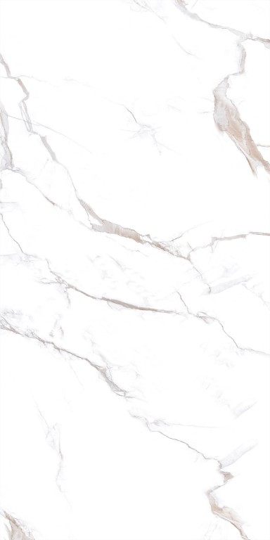 """Calacatta Bronze 12""""X24"""" Polished Rectified Porcelain Tile"""
