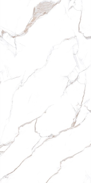 """Calacatta Bronze 24""""X48"""" Polished Rectified Porcelain Tile"""