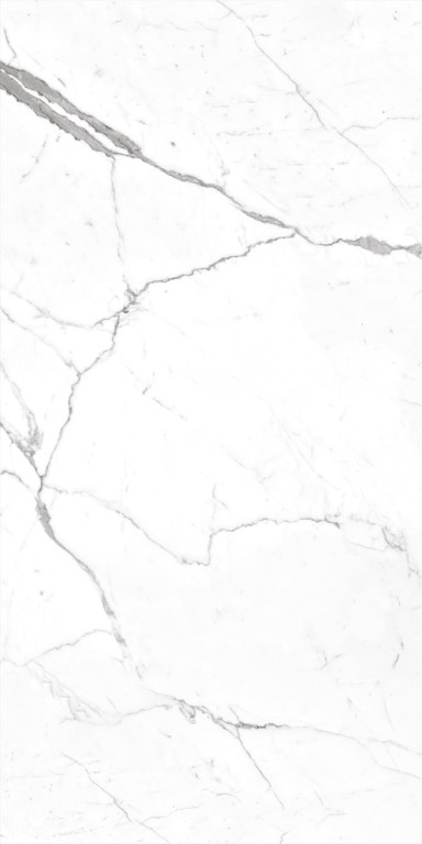 """Calacatta Pearl 12""""X24 Polished Rectified Porcelain Tile"""