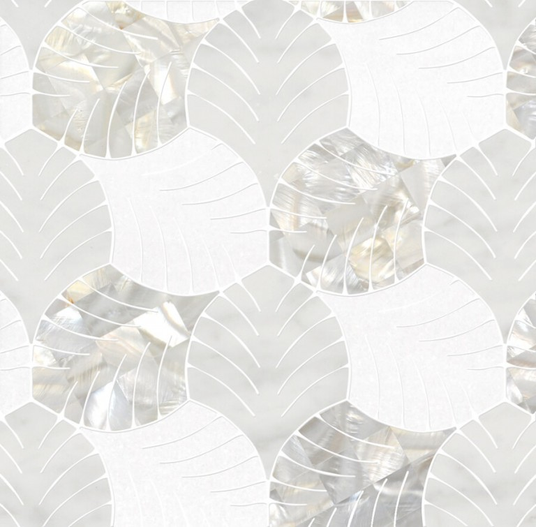 0.5 SFT/SH Polished Majestic Cararra Marble Tile
